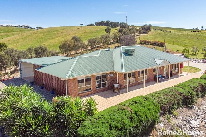 Picture of 380B Wattle Flat Road, STRATHALBYN SA 5255