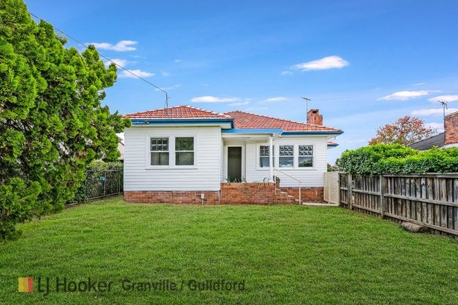 Picture of 24 Henry  Street, GUILDFORD NSW 2161
