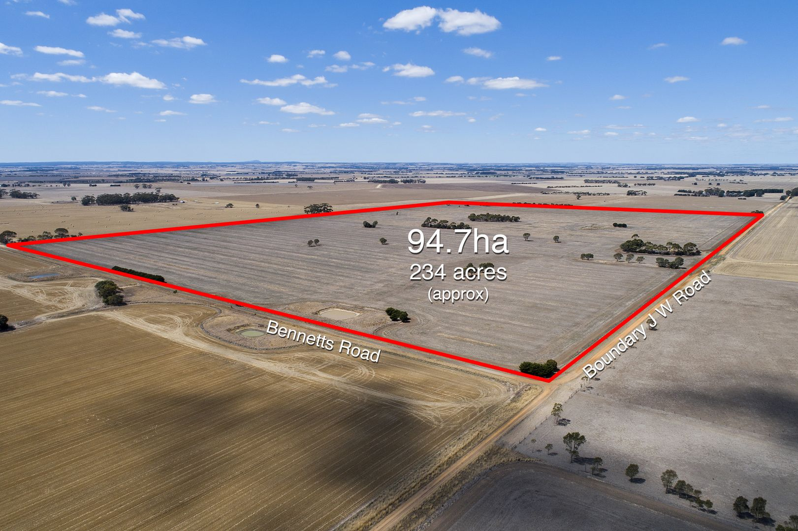 Lots 1 & 33 Bennetts Road, Werneth VIC 3352, Image 0