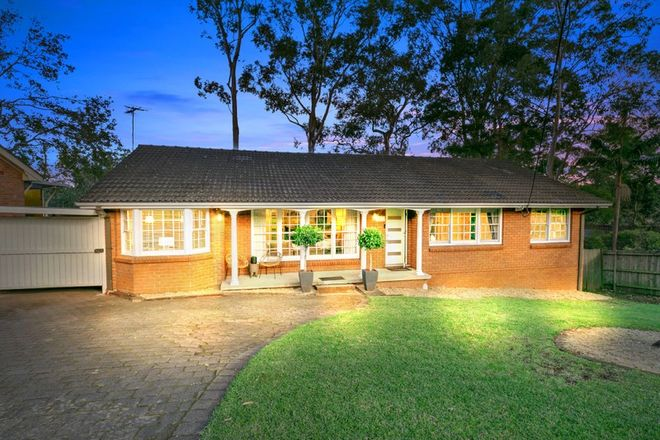 Picture of 165 Murray Farm Road, BEECROFT NSW 2119