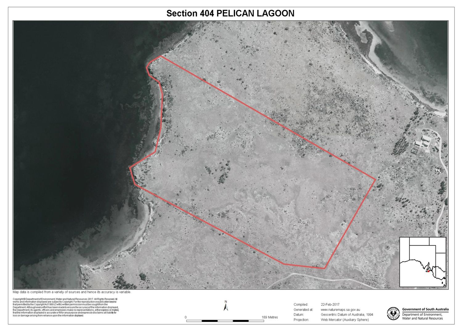 Lot 404 Ratcliff Track, Pelican Lagoon SA 5222, Image 2