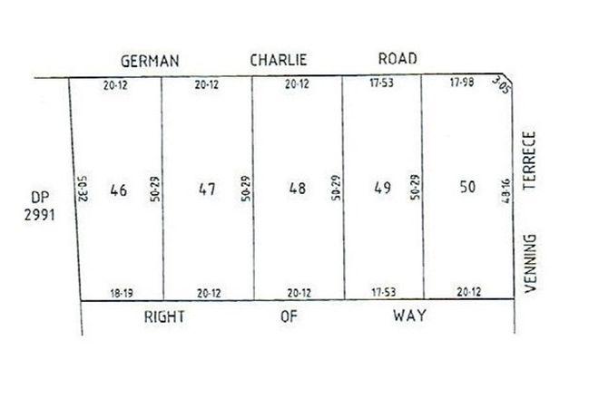 Picture of Lot 46 German Charlie Road, PINNAROO SA 5304