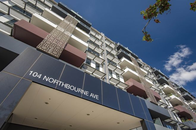 Picture of 701/104 Northbourne Avenue, BRADDON ACT 2612