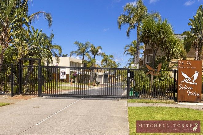 Picture of 25/74-76 Gladesville Boulevard, PATTERSON LAKES VIC 3197