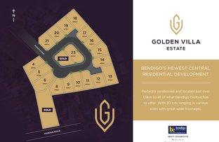Picture of Lots 1-20 Golden Villa Estate, Moonta Street, West Bendigo VIC 3550