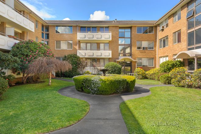Picture of 16/36-40 Disraeli Street, KEW VIC 3101