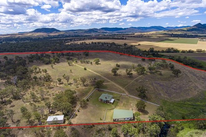 Picture of 1140 Hermitage Emu Vale Rd, JUNABEE QLD 4370