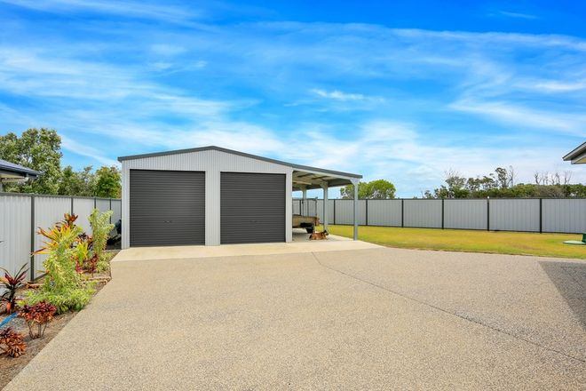 Picture of 3 Allana Court, ELLIOTT HEADS QLD 4670