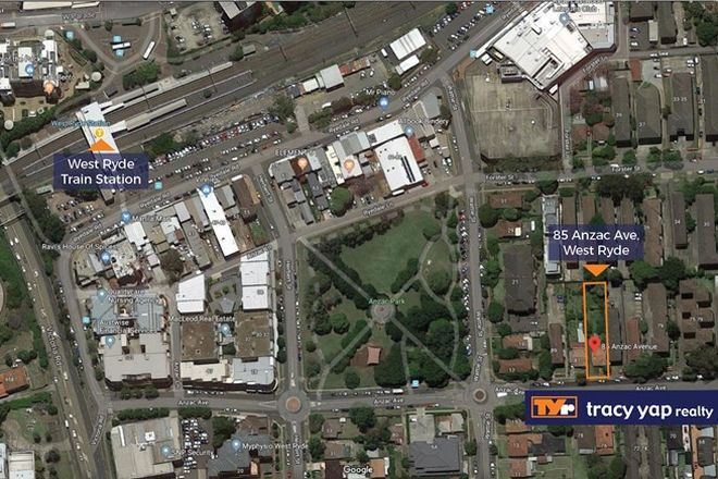 Picture of 85 Anzac Avenue, WEST RYDE NSW 2114