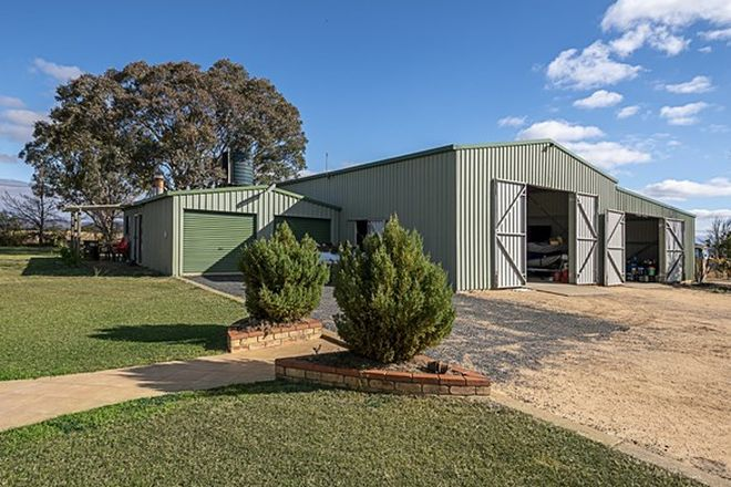 Picture of 452 Glenvale Road, LESLIE DAM QLD 4370