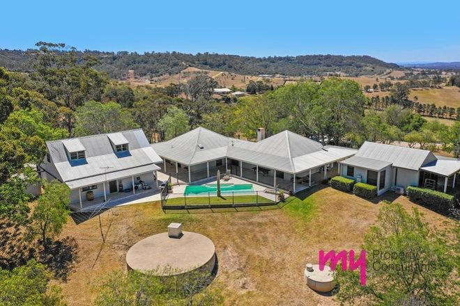 Picture of 85 Hawkey Road, MENANGLE NSW 2568
