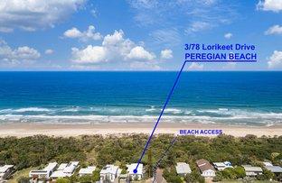 Picture of 3/78 Lorikeet Drive, Peregian Beach QLD 4573
