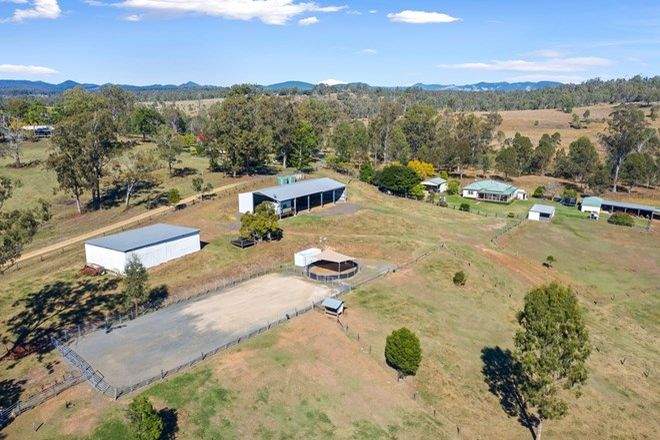 Picture of 193 Caulley Road, SEXTON QLD 4570