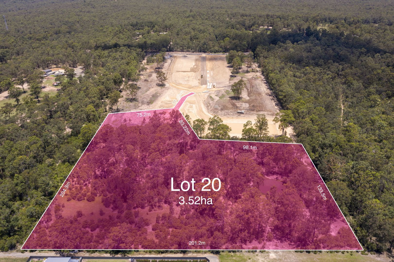 Lot 20 Eark Parl Court, Kitchener NSW 2325, Image 0