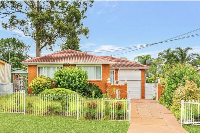 Picture of 27 Dahlia Street, GREYSTANES NSW 2145