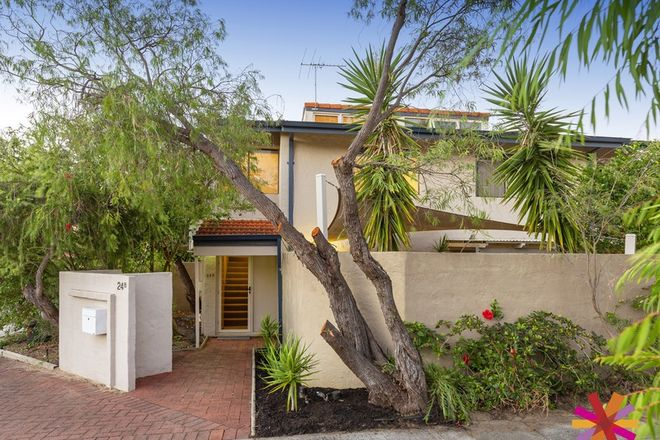Picture of 24B Hampden Street, SOUTH PERTH WA 6151