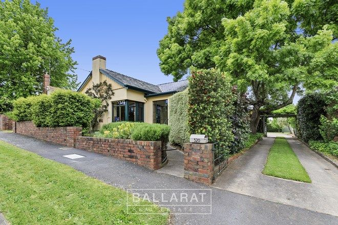 Picture of 320 Neill Street, SOLDIERS HILL VIC 3350