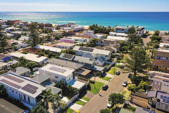 Picture of 25 Tamborine Street, MERMAID BEACH QLD 4218