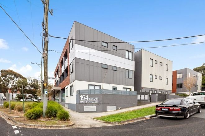 Picture of 106/154 Elgar Road, BOX HILL SOUTH VIC 3128