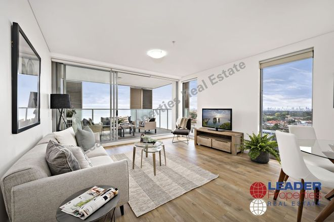 Picture of 1204/36-38 Victoria  Street, BURWOOD NSW 2134