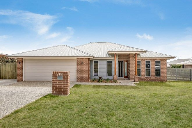 Picture of 11 Kennard Street, WESTBROOK QLD 4350