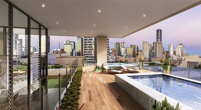 Picture of 1072/30 Merivale Street, South Brisbane