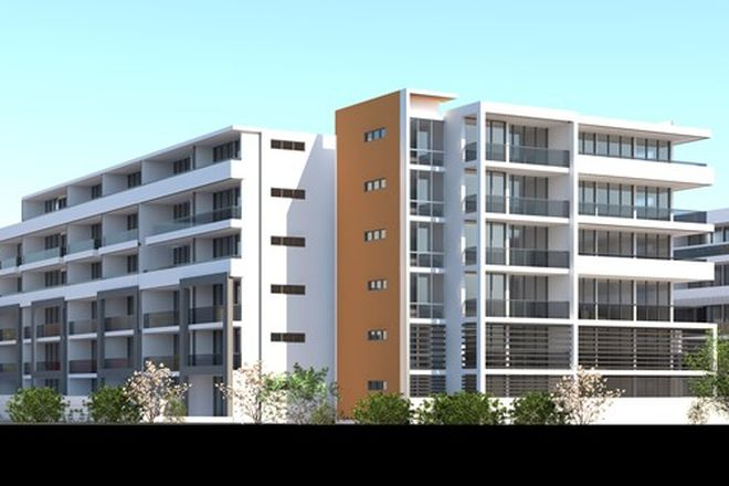 Picture of C101/31-37B GARFIELD STREET, WENTWORTHVILLE NSW 2145
