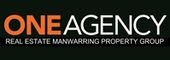 Logo for One Agency Real Estate Manwarring Property Group