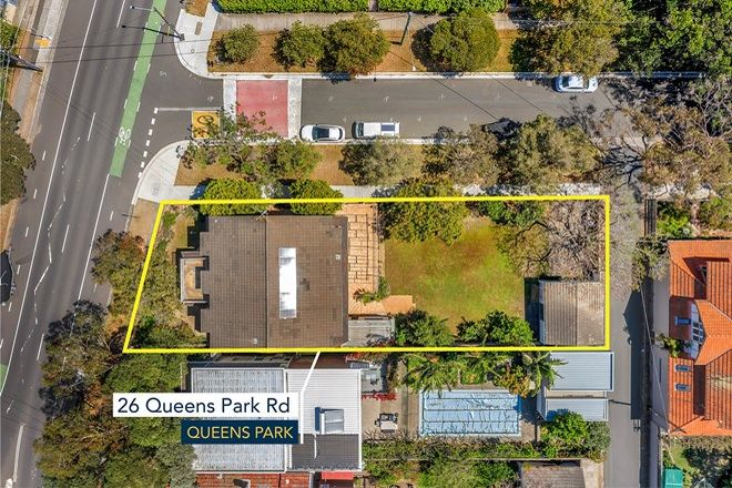 Picture of 26 Queens Park Road, QUEENS PARK NSW 2022