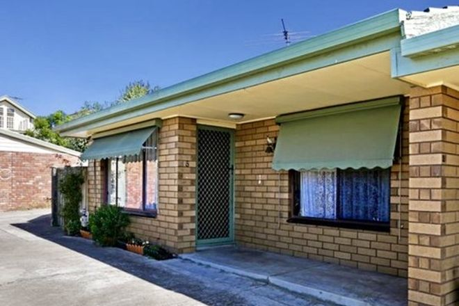 Picture of 5/13 Manifold Street, MANIFOLD HEIGHTS VIC 3218