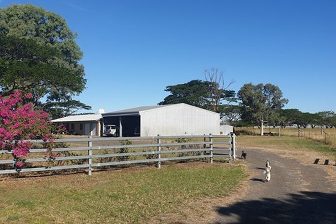 Picture of 66 Grahams Rd Wallaville, GIN GIN QLD 4671