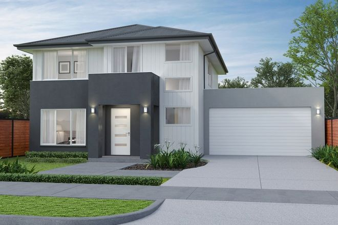 Picture of CORNER OF FENWAY STREET AND ATHERSTONE BOULEVARD, STRATHTULLOH, VIC 3338