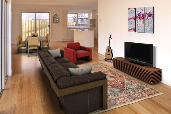 Picture of 81A Bowen Street, MOONEE PONDS VIC 3039
