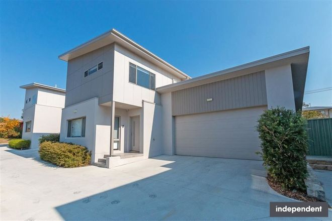 Picture of 2/54 Arndell Street, MACQUARIE ACT 2614
