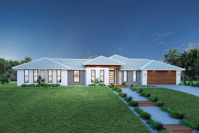 Picture of Lot 67 Eden Park Drive, Eden Park, JENSEN QLD 4818