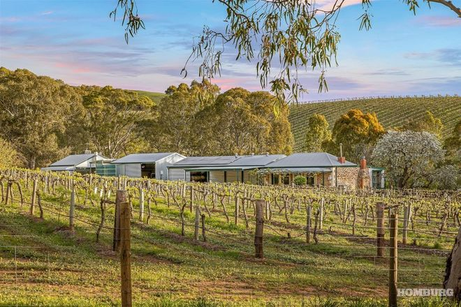 Picture of 277 Tweedies Gully Road, WILLIAMSTOWN SA 5351
