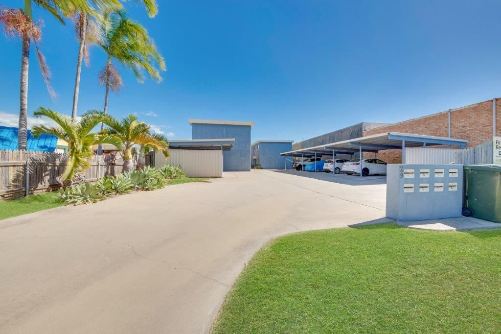 7/29 Off Street, Gladstone Central QLD 4680, Image 0