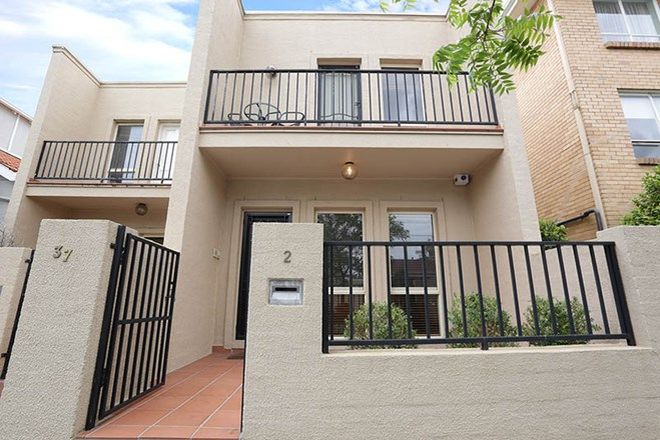 Picture of 2/37 Somerset Street, RICHMOND VIC 3121