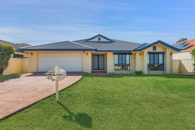 Picture of 23 Heritage Circuit, SPRINGFIELD LAKES QLD 4300