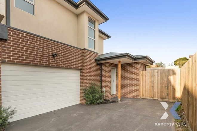 Picture of 5/12 Treadwell Road, ESSENDON NORTH VIC 3041