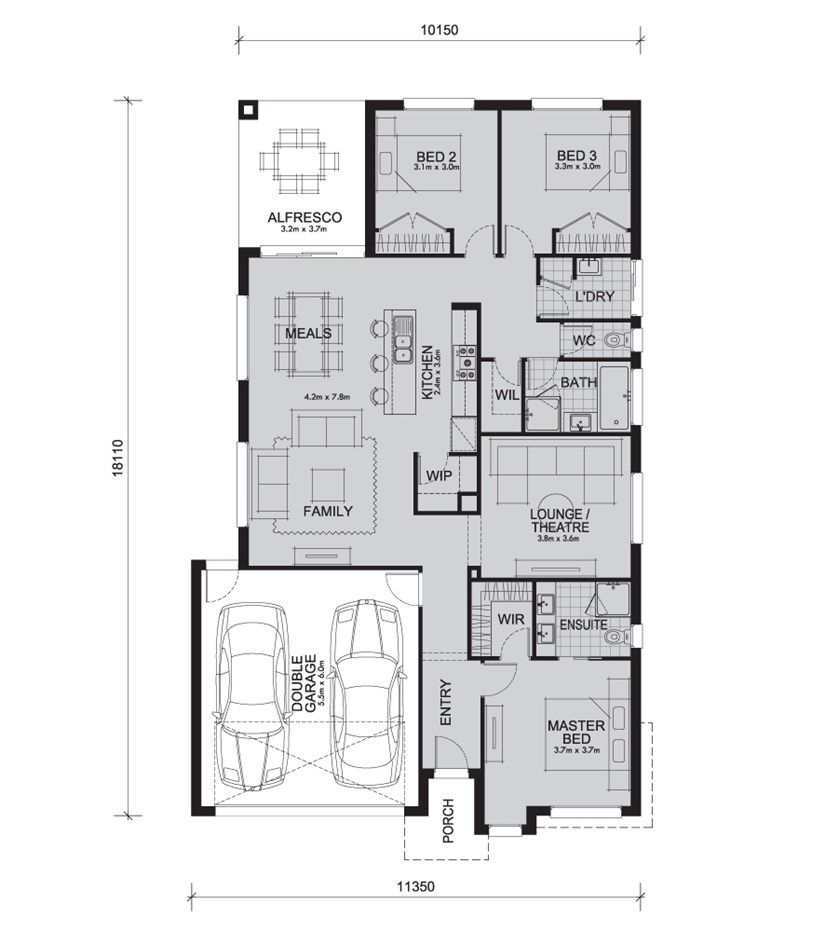 Lot 6605 Harpley Estate, Werribee VIC 3030, Image 0