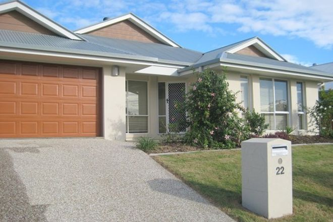 Picture of 22 Icefire Lane, COOMERA WATERS QLD 4209