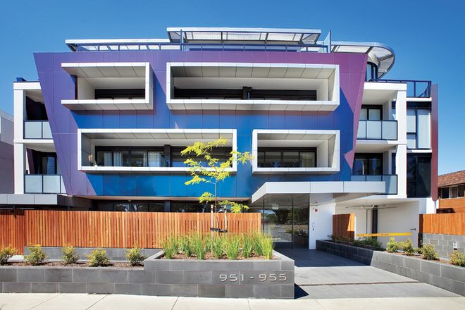 Picture of 205/951 Dandenong Road, MALVERN EAST VIC 3145