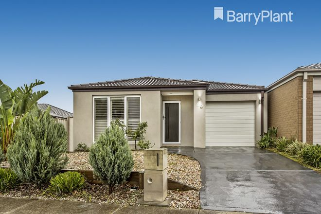 Picture of 53 Rockpool Road, TRUGANINA VIC 3029