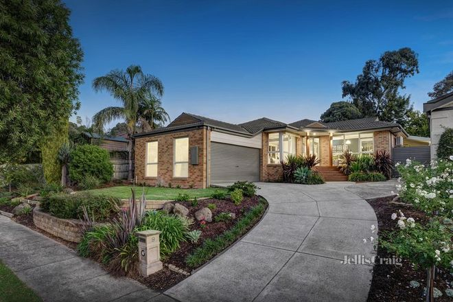 Picture of 9 Goulburn Court, CROYDON HILLS VIC 3136