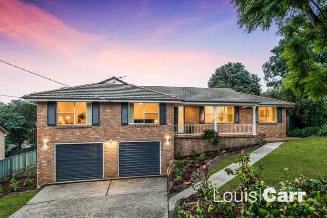 Picture of 7 Karloon Road, WEST PENNANT HILLS NSW 2125