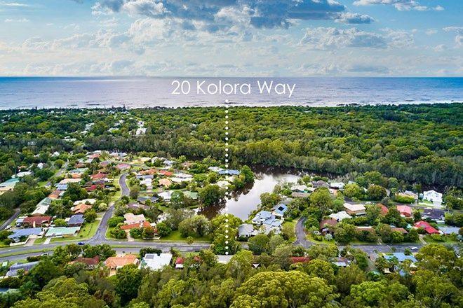 Picture of 20 Kolora Way, OCEAN SHORES NSW 2483