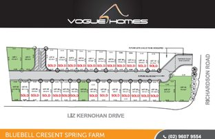 Picture of Lot 1 Bluebell Crescent , Spring Farm NSW 2570