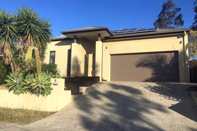 Picture of 6 Forest Ridge Court, SPRINGFIELD LAKES QLD 4300