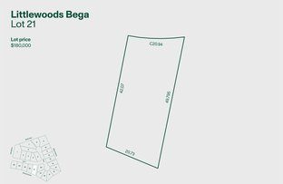 Picture of Lot 21 Littlewood Estate, Bega NSW 2550